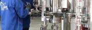 工業氫渦輪發電機冷卻裝置