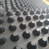 衡水塑料凸片40高蓄水板  可寄樣板