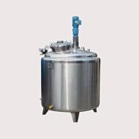 江津南川鴻謙 304不銹鋼攪拌罐 不銹鋼單層攪拌罐 支持定制